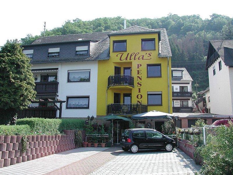Ferienwohnung 2. mit Balkon im 1 Stock 60qm, location de vacances à Munstermaifeld