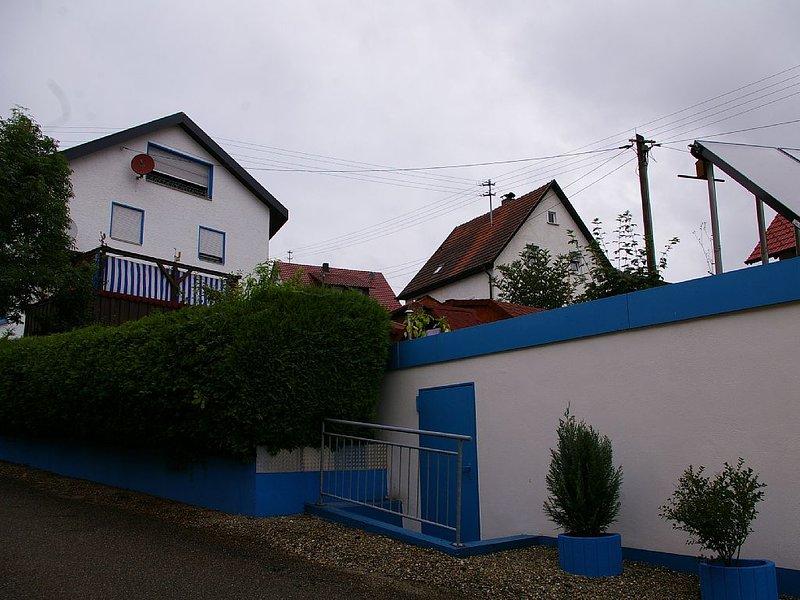 Öko Energiespar Ferienwohnung, location de vacances à Bad Saulgau
