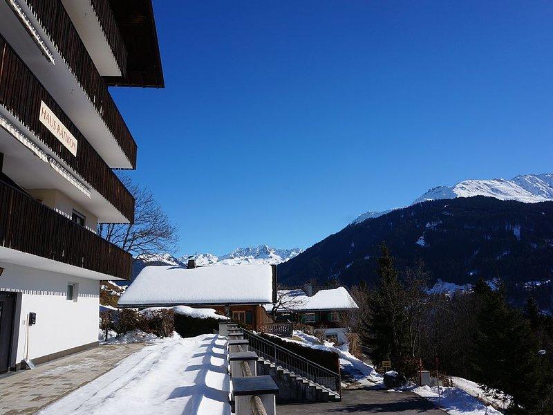 Traumhafte Ferienwohnung im Montafon mit Panoramablick und Indoorpool, Ferienwohnung in Vorarlberg