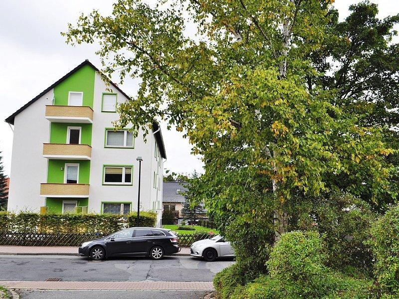 günstig, harztypisch, naturnah, holiday rental in Veltheim