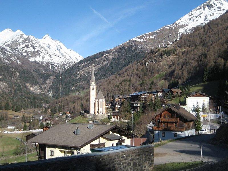 Heiligenblut - Ferienwohnung für 4 Personen mit Balkon zur Selbstverpflegung, holiday rental in Mortschach