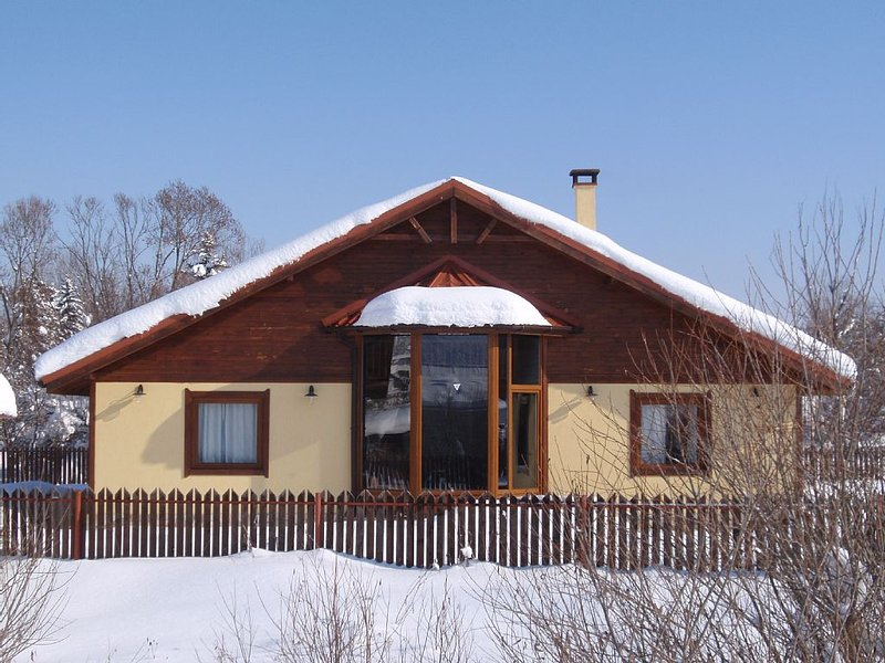 Luxury Borovets Ski Lodge with sauna and optional transfer to slopes, holiday rental in Samokov