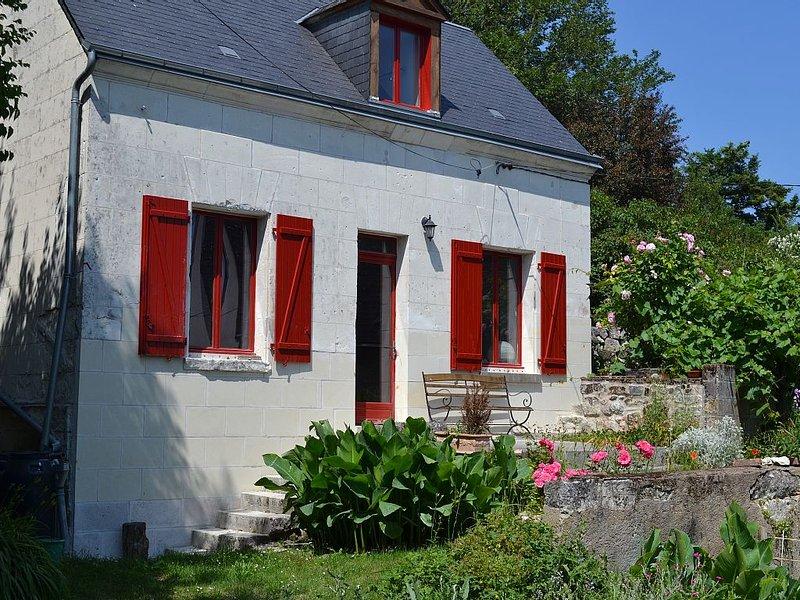 Charmante maison  de vigneron, au coeur des Châteaux de la Loire, vacation rental in Pontlevoy