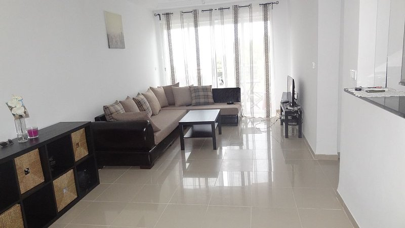 Appt 2 pieces Standing Neuf Bord de Mer, holiday rental in Mahdia Governorate