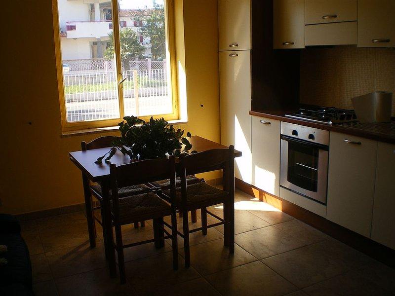 Appartamento a piano terra  a 100 m dal mare, Ferienwohnung in Trebisacce