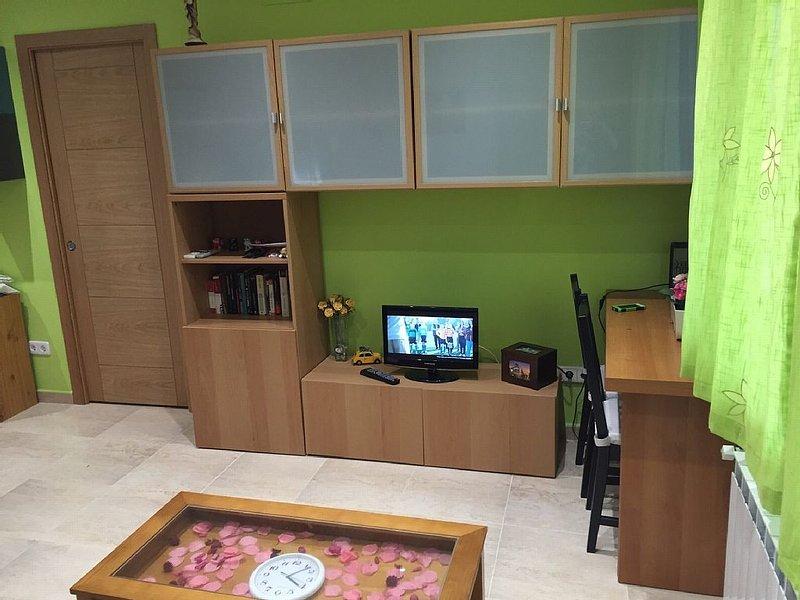 Salón y TV