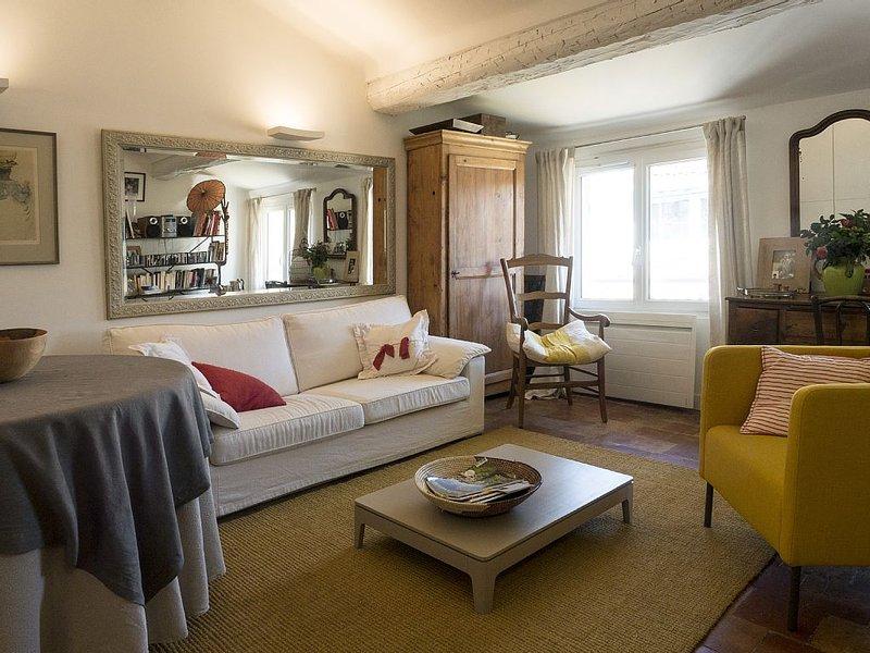 Un RAVISSANT 2 pièces en plein centre, holiday rental in Aix-en-Provence