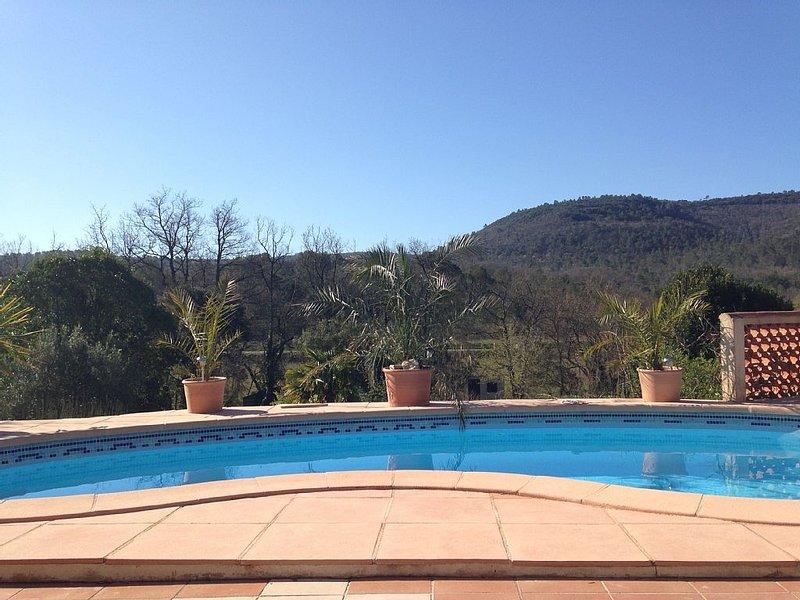 la Minardiere chambres d'hotes en Provence verte, location de vacances à Puget-Ville