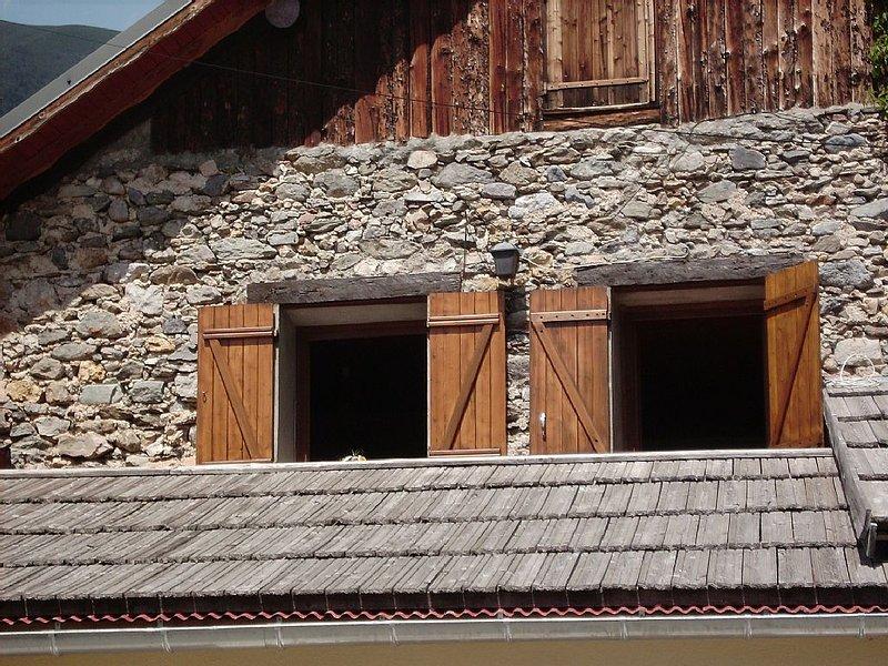 Appartement au coeur du parc du mercantour, casa vacanza a Bairols
