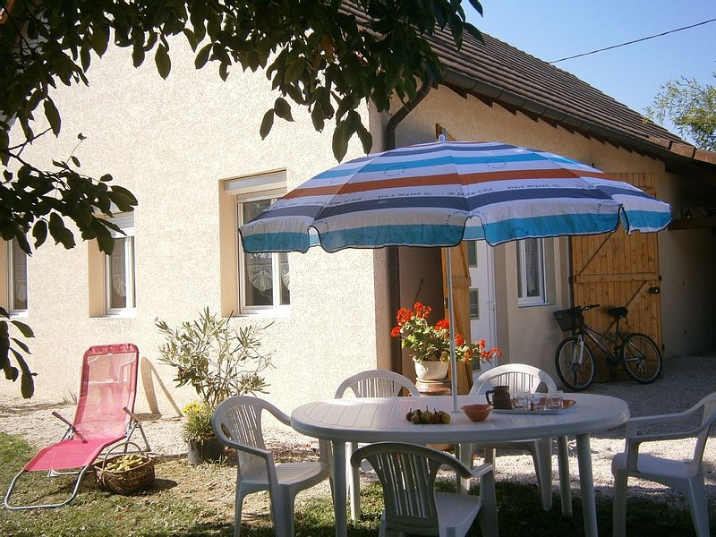Le gite du randonneur, holiday rental in Saint-Germain-du-Plain