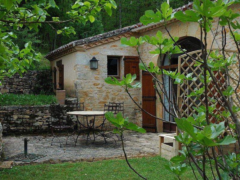 la sauvagine gite 3 etoiles en Périgord noir, holiday rental in Montcabrier