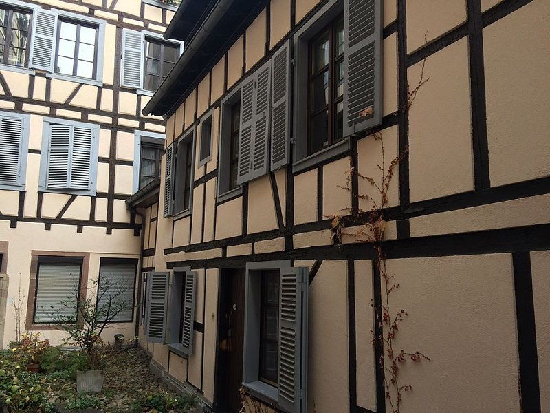 La Petite Maison Strasbourgeoise, location de vacances à Strasbourg
