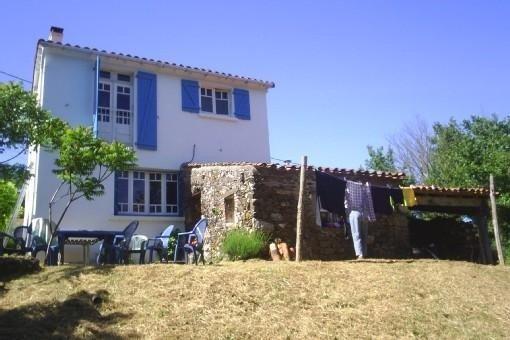 Maison familiale campagne à 15 min De La Mer, holiday rental in Le Champ-Saint-Pere
