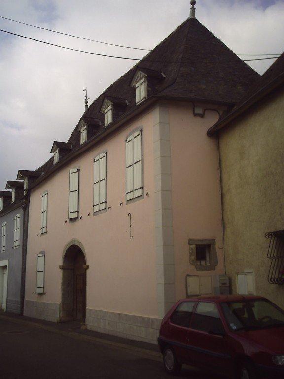 une autre maison ancienne, rue Longue