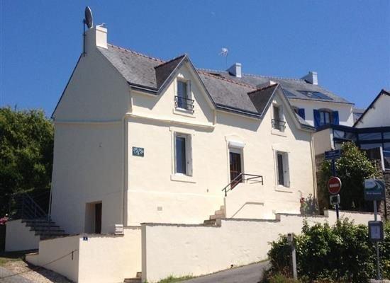 maison 2/4 pers port de Doëlan Clohars-Carnoet, holiday rental in Doelan