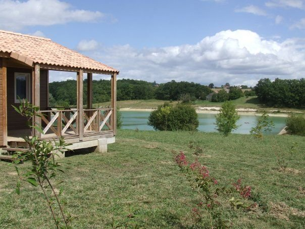 Les chalets de Dordogne, vacation rental in Saint Julien d'Eymet