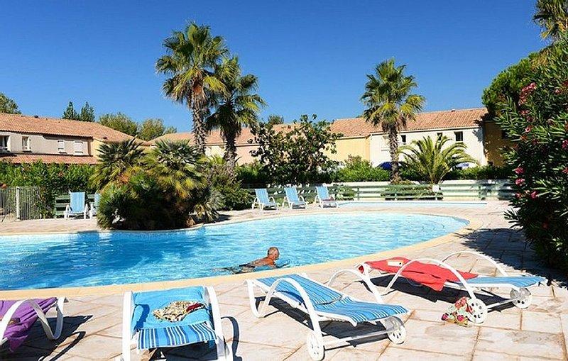 Résidence Le Grand Bleu à Vendres Plage - Valras, location de vacances à Lespignan