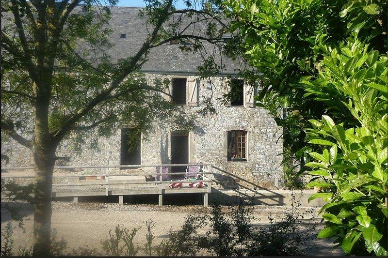 Ferme en Cotentin - Campagne et Mer, casa vacanza a Saint-Sauveur-le-Vicomte