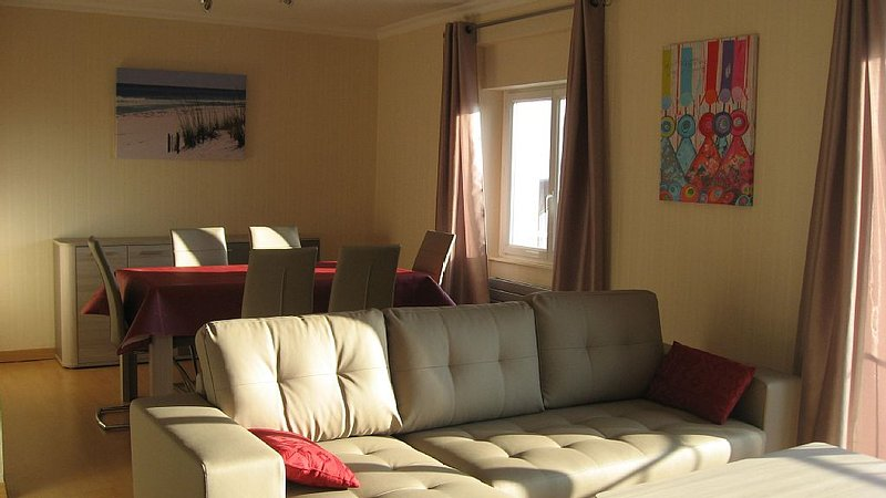 Appartement 5 pieces, holiday rental in Concarneau