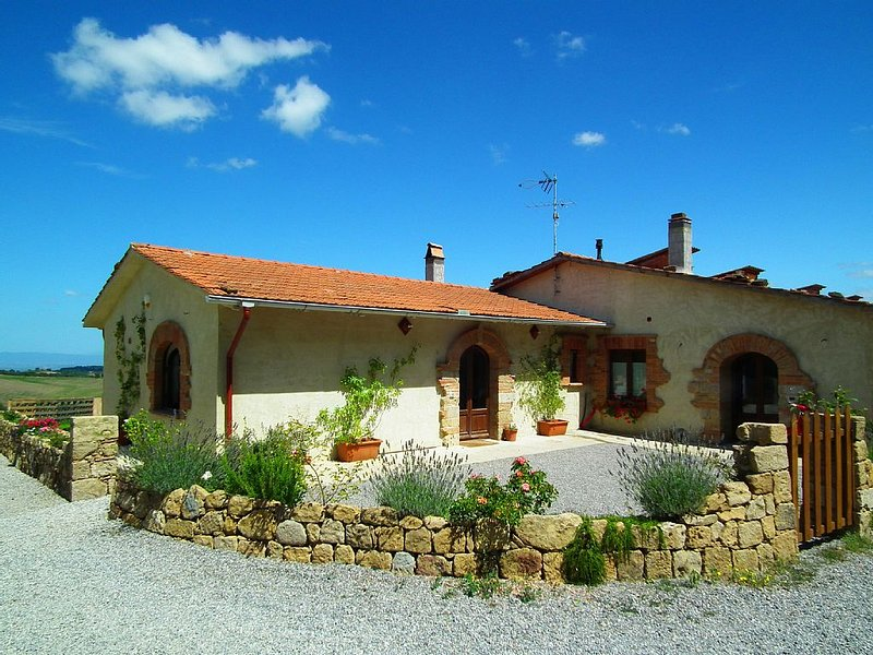 Affitto  casa  in Val d'Orcia, vakantiewoning in Pienza