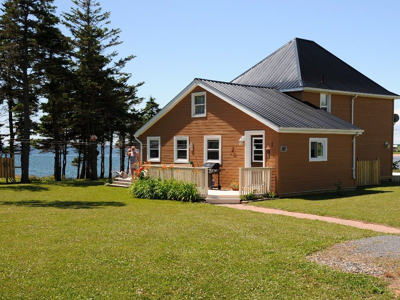 The Olde House in Little Pond is a 3.5 star Oceanfront property, holiday rental in Saint Margarets