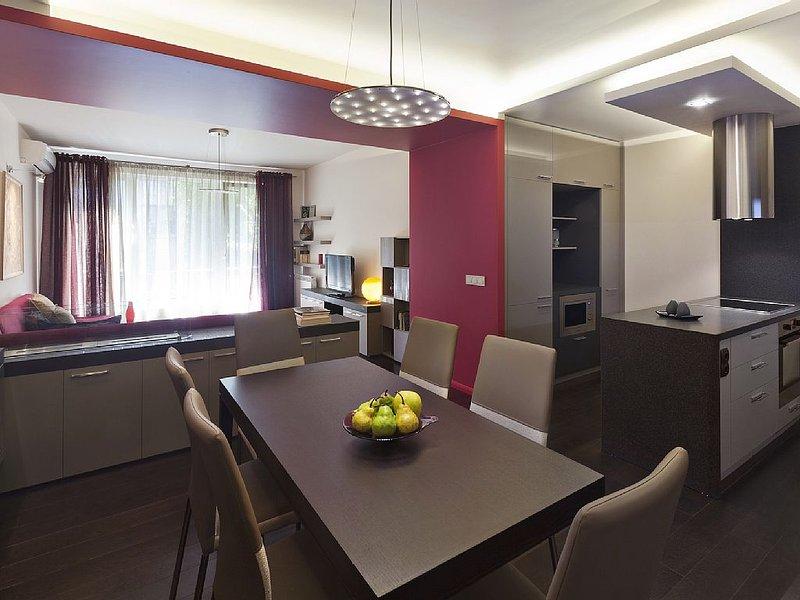 Location, location, location and Sophistication!, vacation rental in Sofia