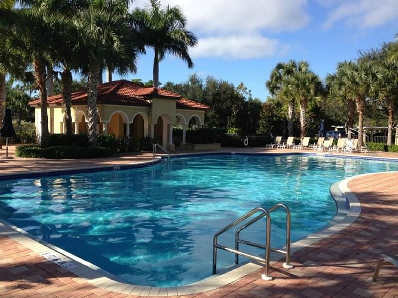 Welcome to Pelican Sound Golf and River Club, holiday rental in Estero