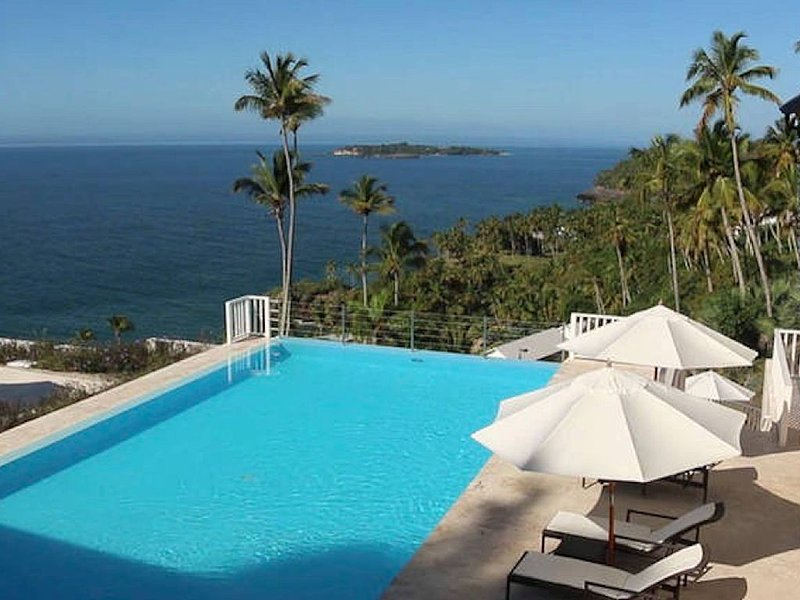 Xeliter Vista Mare. A high luxury comfort paradise in the middle of wild nature, holiday rental in Miches