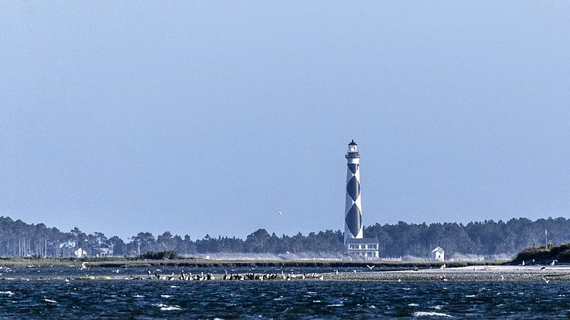 Cape Lookout...a short boat ride ..and a must see
