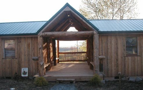 Family friendly cabins near Galax, VA & the Blue Ridge Music Center, holiday rental in Dobson