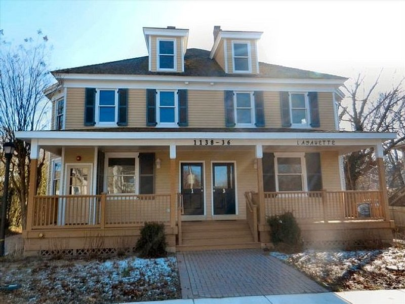 Fabulous historic condo in Cape May, holiday rental in Cape May