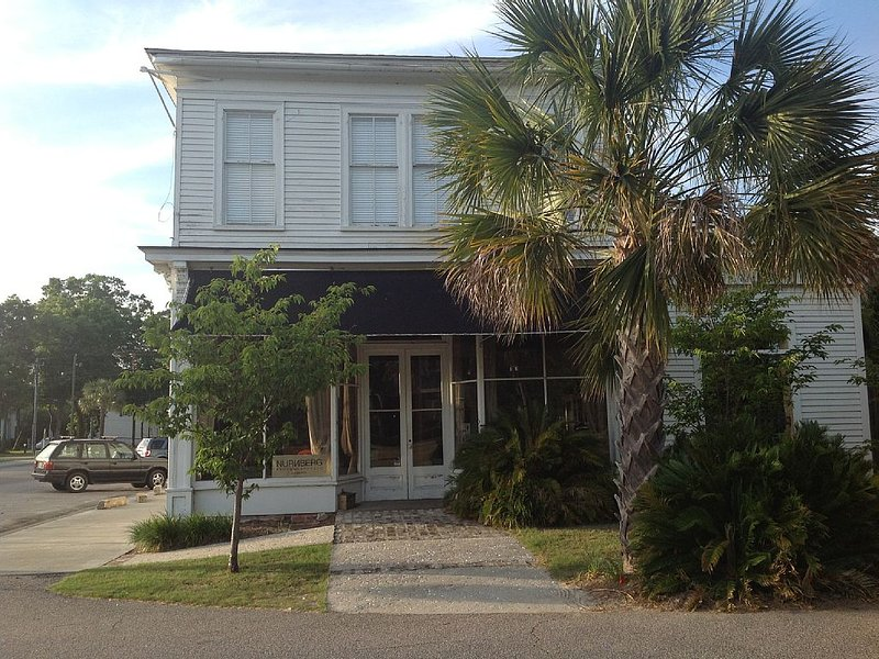 Water view, Historic Building, holiday rental in Port Royal