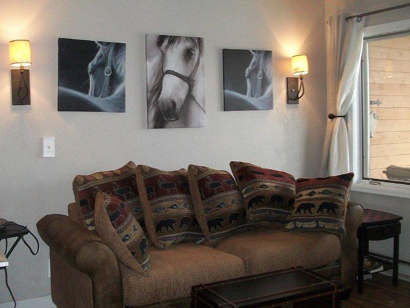 Nicest studio remodel in Grand County!!, holiday rental in Hot Sulphur Springs