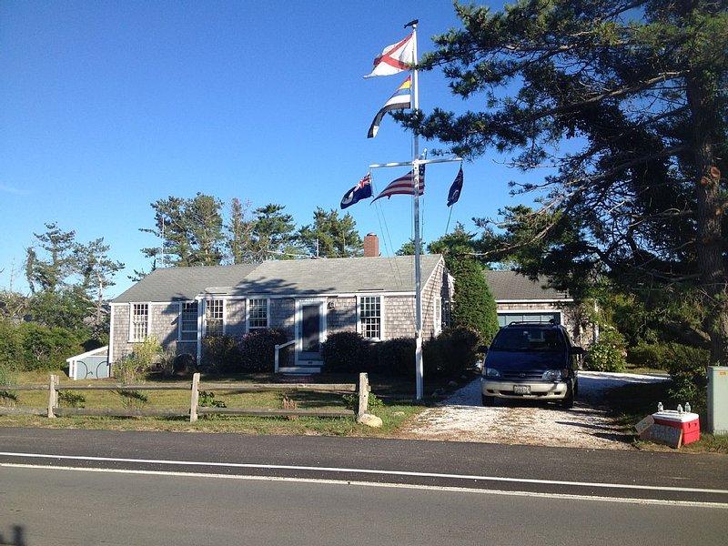 The 1957 House In The Village Of Madaket, Nantucket Island, Massachusetts, vacation rental in Siasconset