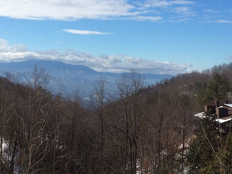Serene Mountain Hide Away, Mountain Top, vacation rental in Cosby