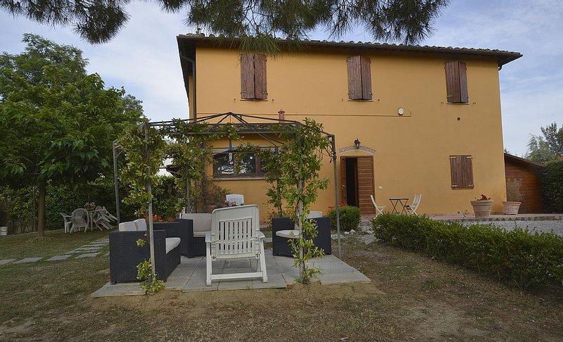 San Miniato Dimora Tipica, vacation rental in Canneto
