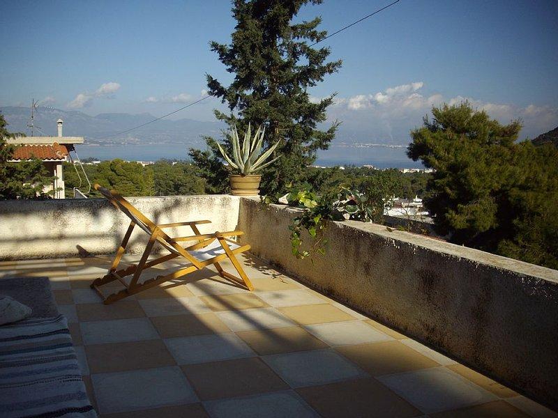 In the center of Ancient Greece and Saronic sea, alquiler de vacaciones en Corinthia Region