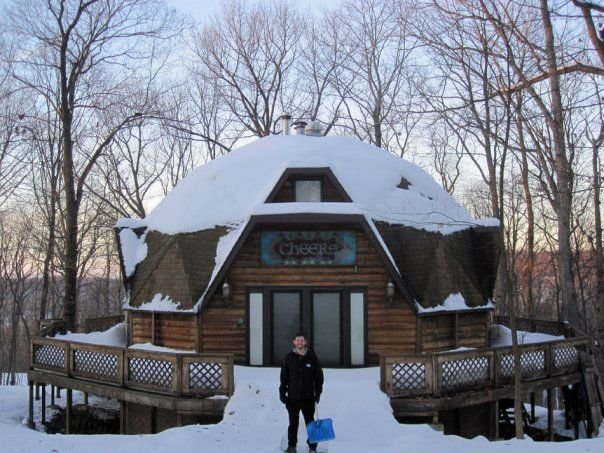 Dome Of Your Dreams!, casa vacanza a Harpers Ferry