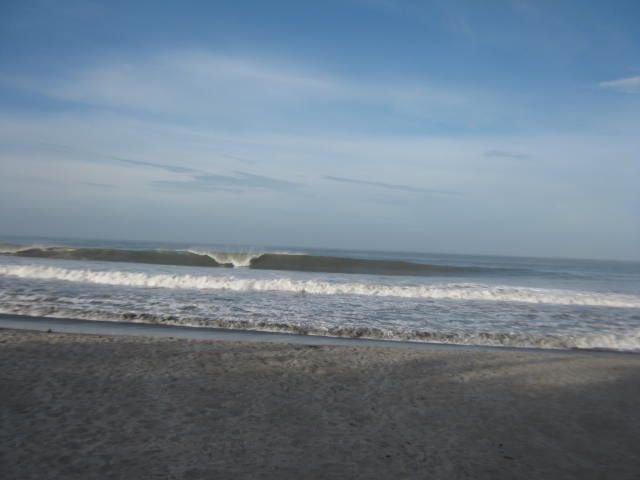 nearby Playa San Diego