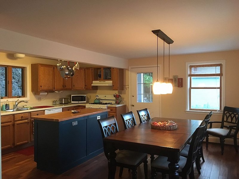 Large, comfortable home on Ithaca's Waterfront, holiday rental in Brooktondale