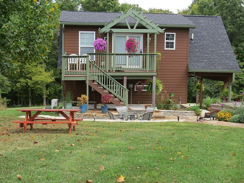 Tour Bourbon Trail and Horse Country from this pa, location de vacances à Lawrenceburg
