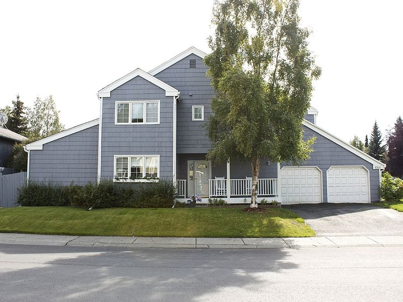 Family Friendly Home in the Heart of Adventure, holiday rental in Anchorage