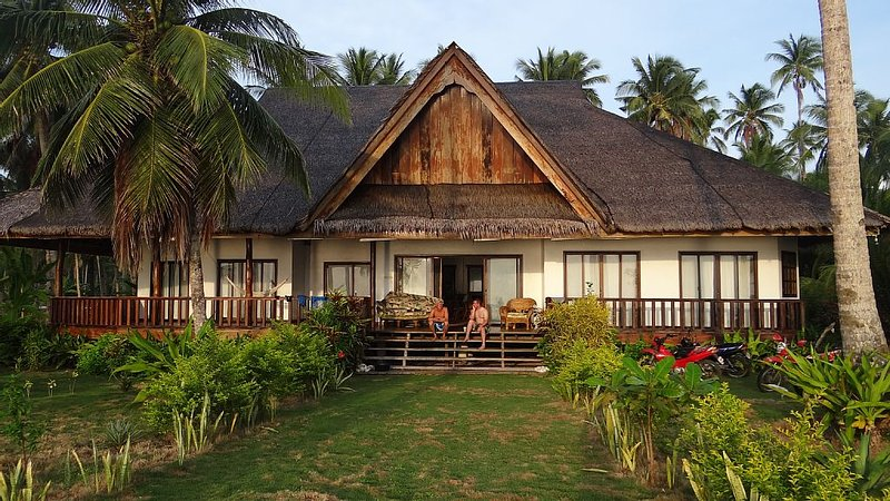SiargaoSunrise, A Tropical Beach House In The Philippines, alquiler vacacional en Siargao Island