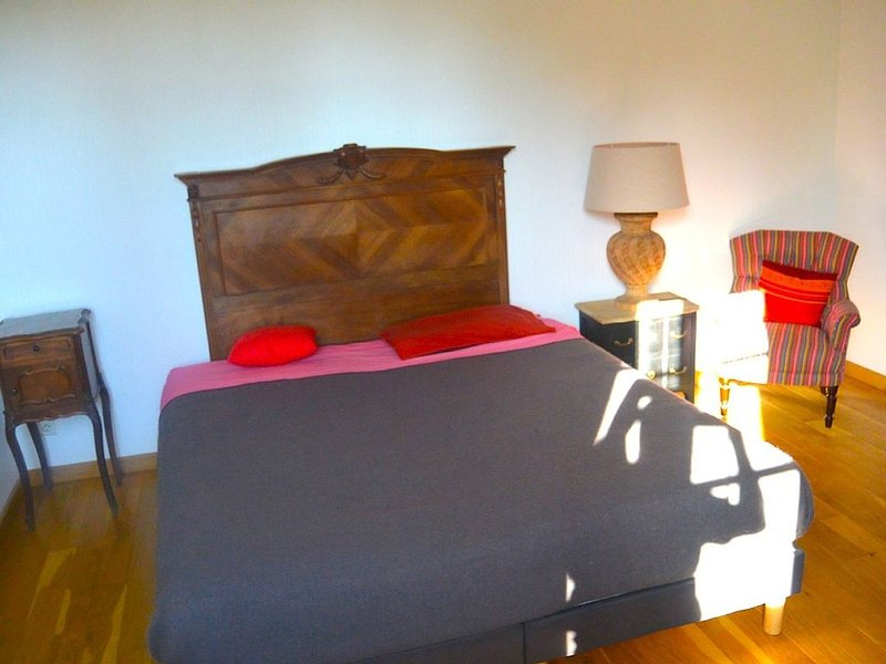Charming house in amazing Burgundy medieval village + private garden and terrace, holiday rental in Semur-en-Auxois
