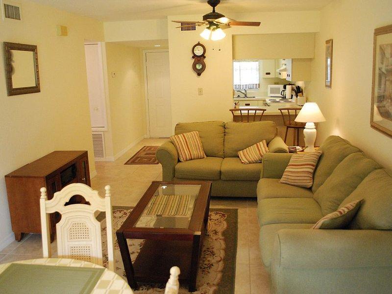 Quiet Convenient  Condominium, casa vacanza a Rotonda West