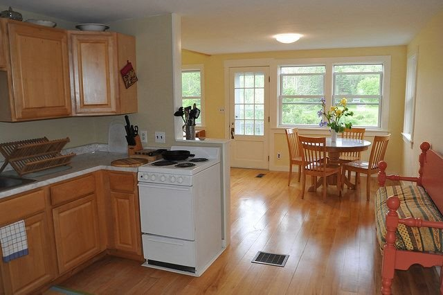 Spacious, sunny cottage in Vermont's pristine Northeast Kingdom, alquiler de vacaciones en Bath