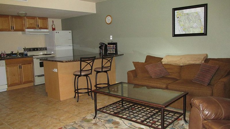 Pilot's Paradise: 1 BR 1 Bth Detached Aviation Community Apt, centrally located., alquiler de vacaciones en New Port Richey