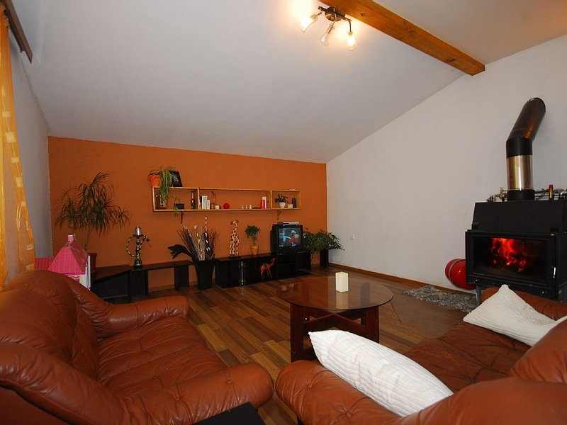 Cozy Retro 3-Bedroom Apartment Near Jasna Ski & Tatralandia For Up To 6 Pers., vacation rental in Demanova