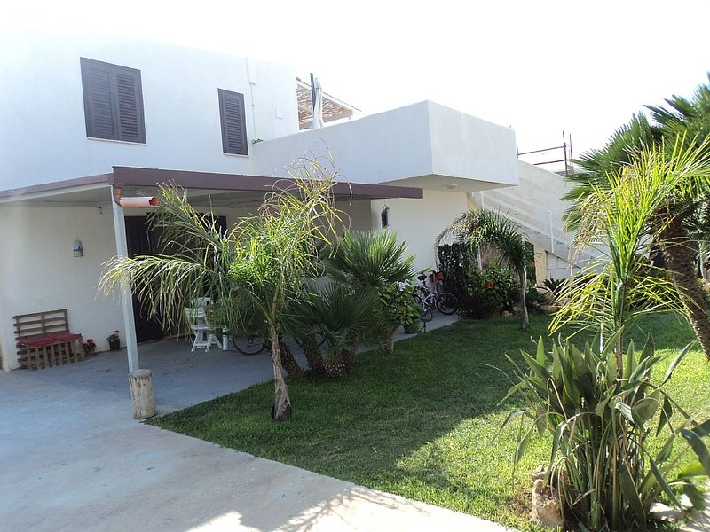 casa vacanze zona lido signorino marsala, holiday rental in Digerbato