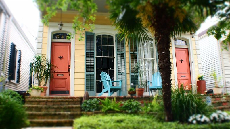 The Magic Cottage - Heart of Uptown New Orleans, vacation rental in Marrero